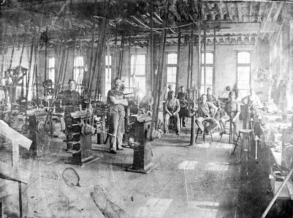 machine shop detroit