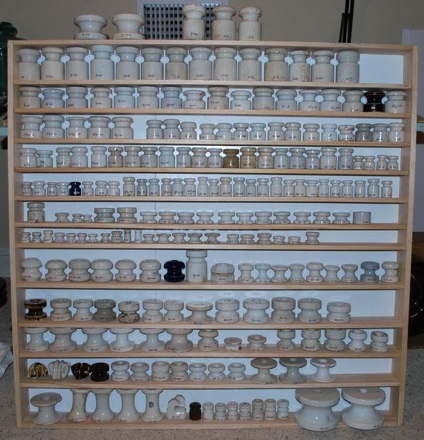 Standard Porcelain Insulators
